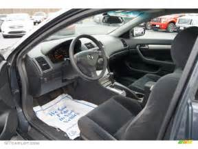 black interior 2003 honda accord ex coupe photo 59975616