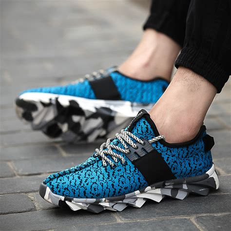 sport shoes trend new 2016 s shoes breathable trend fly woven