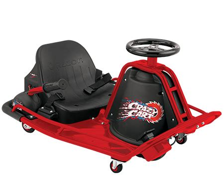 Home Decoration Online Shop by Razor Crazy Cart Drift And Drive Go Kart Style Electric