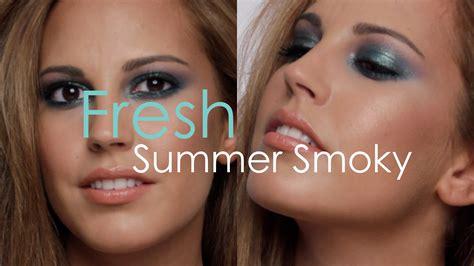 Summer 06 Makeup Podcast Smoky tutorial fresh summer smoky noeliapromakeup
