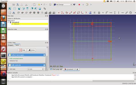 tutorial video freecad freecad tutorial quot part quot mirror vs quot part design quot mirror