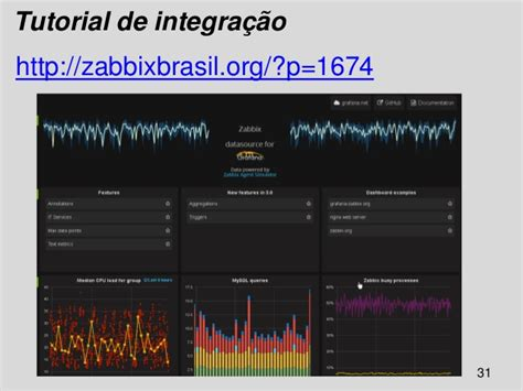 tutorial de instalação do zabbix integra 231 227 o do zabbix com grafana