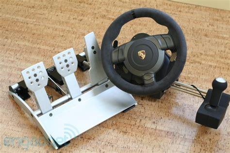 Fanatec Porsche 911 Gt2 by Fanatec Porsche Gt2 Wheel And Clubsport Pedals Review