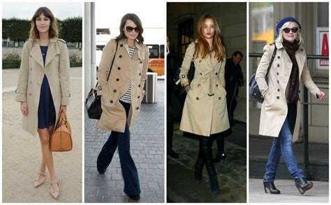 Style Ideas How To Work The Metallic Trench This Second City Style Fashion by Burberry Style Trench Coat Tradingbasis