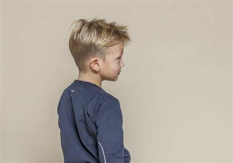 frisuren fuer kleine jungs mit undercut jungen