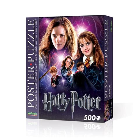Hermione Granger Harry Potter 3 by Poster Puzzle Hermione Granger Harry Potter 500 Teile