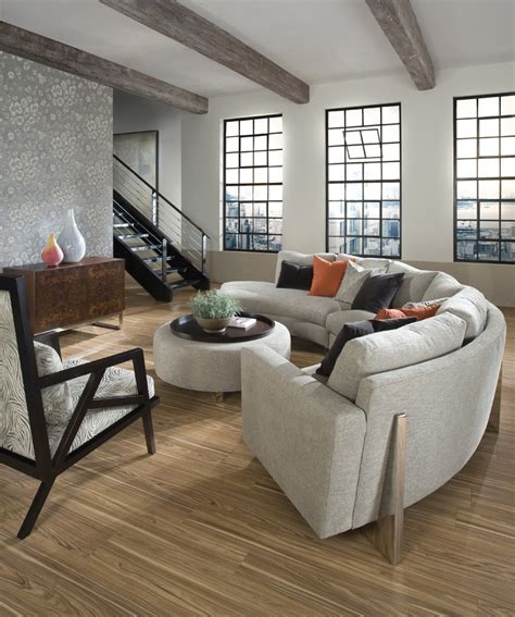 cool clip sectional from thayer coggin contemporary 1000 images about thayer coggin room scenes on pinterest