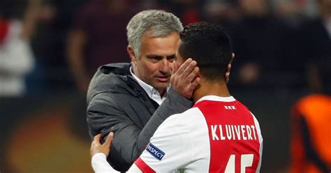 What Manchester United manager Jose Mourinho 'told' Justin