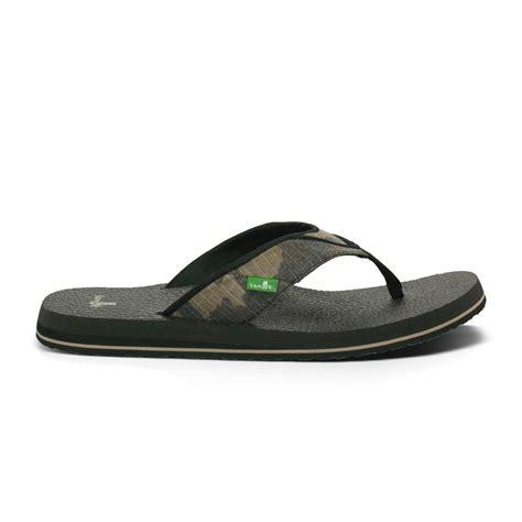 sanuk mens slippers sanuk s cozy flip flops ebay