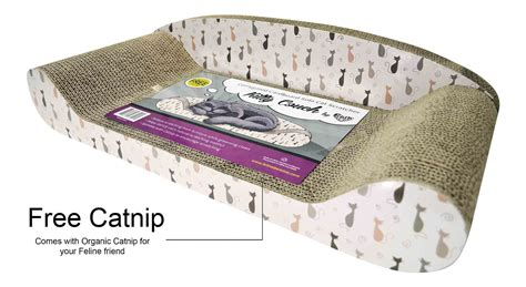 kitty couch let your cat lounge in comfort with the kitty couch