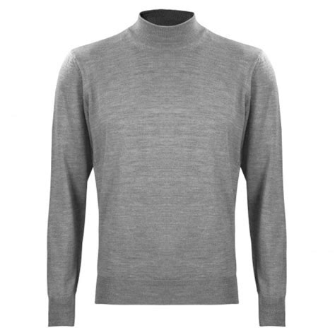 Pull Col Cheminee by Pull M 233 Rinos Col Chemin 233 E Gris Clarence