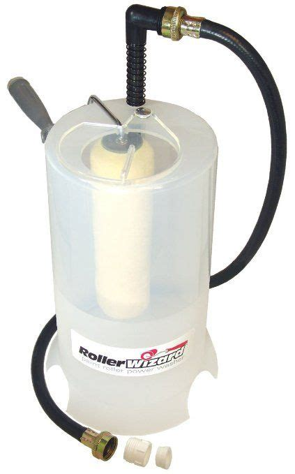 to wash rollers surebonder rw 100 roller wizard paint