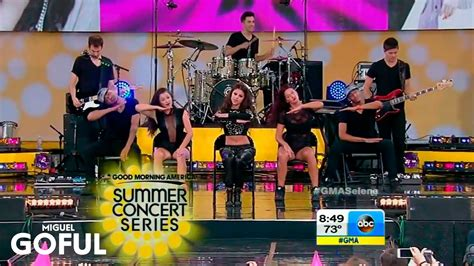 good morning america will feature artprize thanks to selena gomez birthday live at good morning america 2013