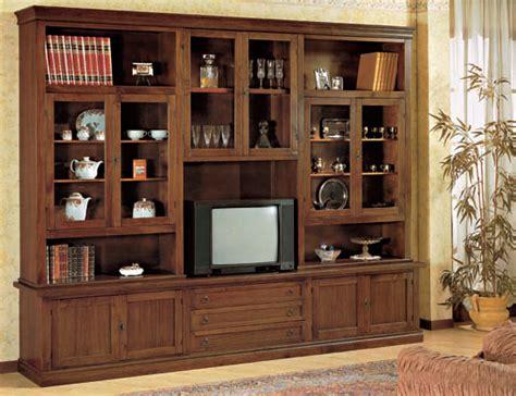 parete attrezzata soggiorno classica parete attrezzata soggiorno classica il meglio
