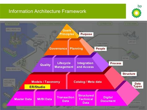 information architecture framework incorporating sap metadata within your information
