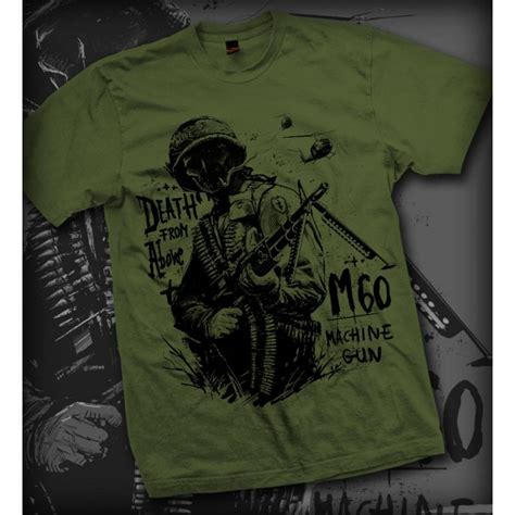 Tshrit From Above m60 from above tshirt m1tactic