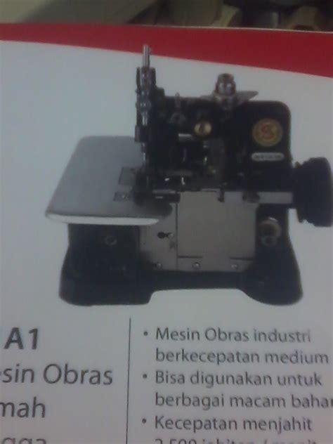 Mesin Obras Singer 81a1 harga mesin jahit singer harga murah di surabaya dan