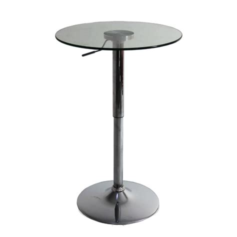 Glass Bar Table Glass Bar Table