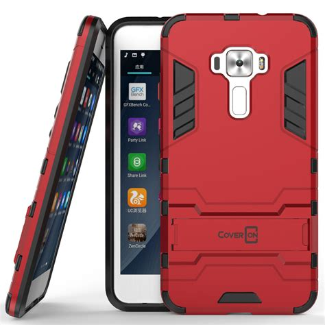 Rugged Armor Asus Zenfone 2 5 5 Tempered Hardcase Cover Kickstand 100 guide terp10 samsung galaxy note 8 rugged