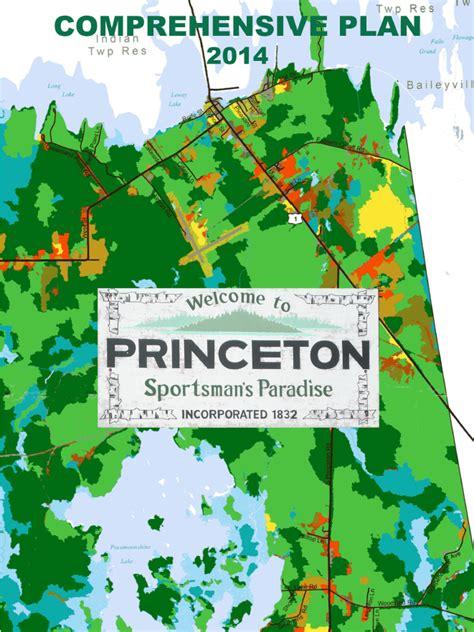 what is wccofg princeton comprehensive plan the washington county council of governments