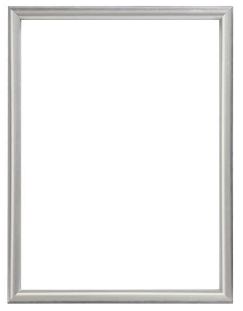 cornice 100 x 35 cornice in legno colore argento 50 x 70 cm