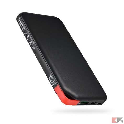Banc Charge Guidée by Power Bank Con Ricarica Rapida Quale Comprare Chimerarevo