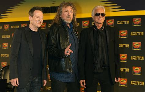 Lepaparazzi News Update Led Zeppelin To Play Comeback Concert by Sources Respond To Rumours Of Led Zeppelin Reforming To