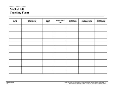 Best Photos Of Monthly Bill Spreadsheet Template Excel Bills Spreadsheet Template Bill Bill Tracker Template