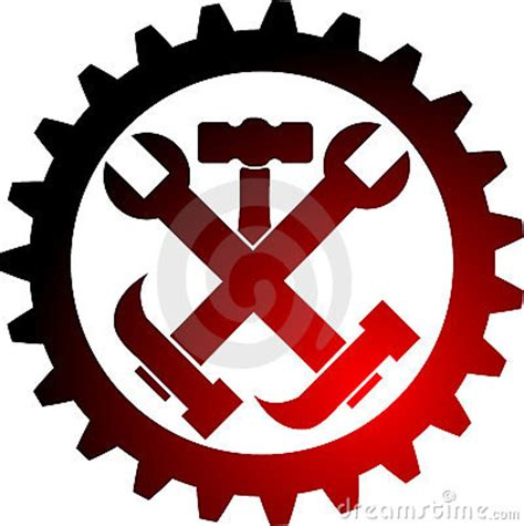 gear tools tool gear logo stock photo image 20171380