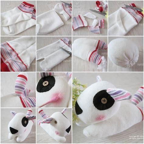 diy adorable sock how to diy adorable sock puppy