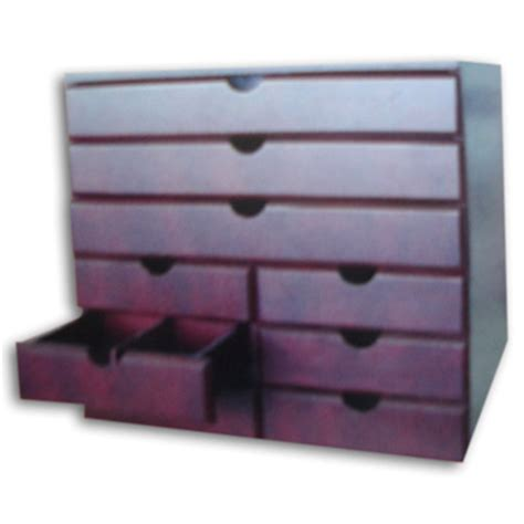 Jewellry Drawers by Jewelry Cabinet With 9 Drawers