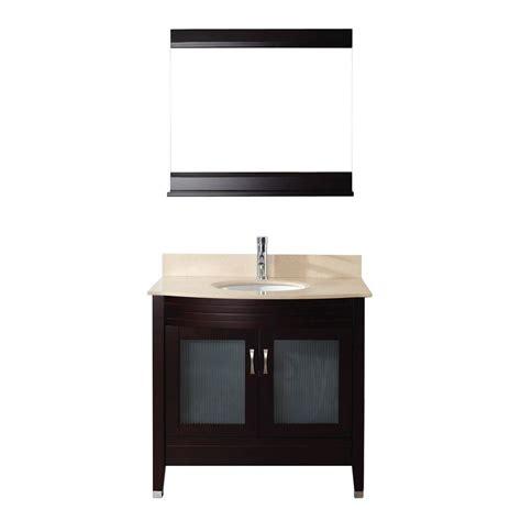 Studio Bathe Vanity by Studio Bathe Alba 36 In Vanity In Chai With Marble Vanity