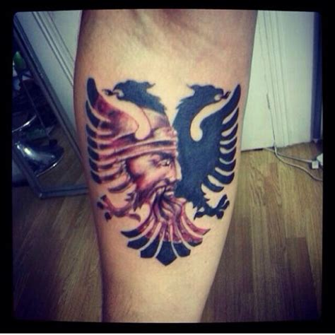 albanian eagle tattoo designs headed albanian eagle sick shqiponja