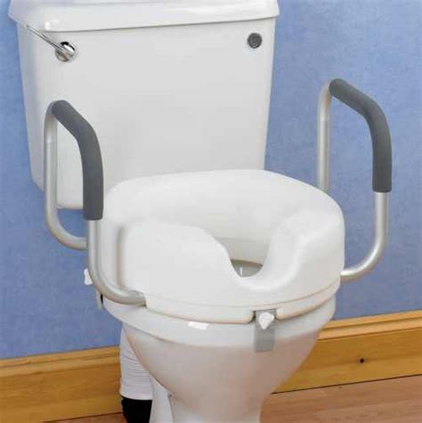 bathroom aids for seniors raised 20toilet 20seat 20with 20arms jpg