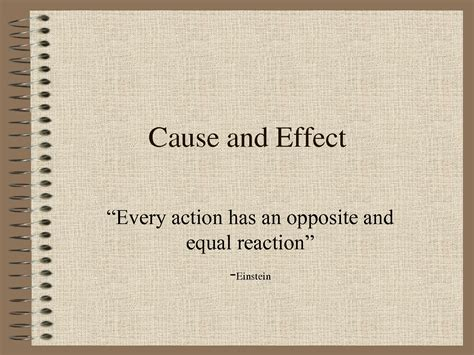 Cause And Effect Essay Tips by Cause And Effect Quotes Like Success