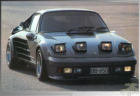 porsche gemballa 1986 1986 porsche 911 turbo mirage by gemballa