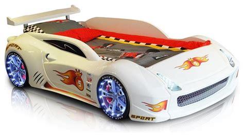Lamborghini Toddler Bed Lamborghini Race Car Bed White