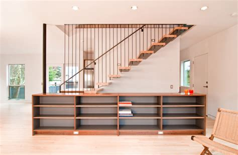 Square Footage House Modern Stair Design Build Blog