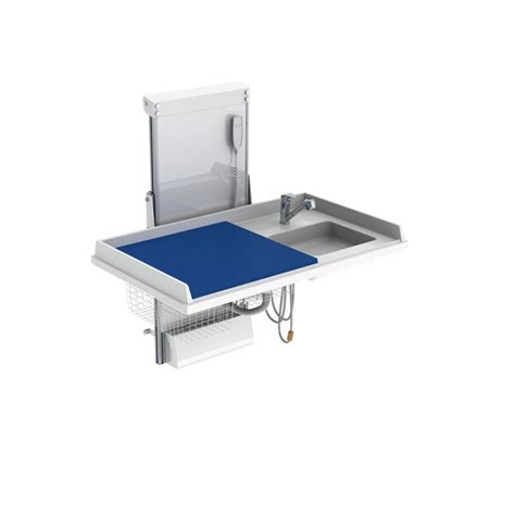 Height For Changing Table Baby Changing Table Height Elit Height Adjustable Baby Changing Table Incl R H Sink Elit