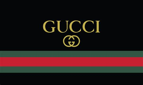 gucci pattern font out with gucci logo stripe background pictures to pin on