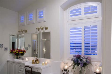 bathroom shutters interior shutters and plantation shutters photo gallery danmer ca