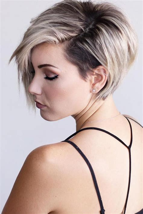 chin length pixie hairstyles 24 long pixie cut looks for the new season long pixie