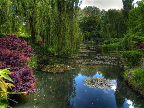 claude monet garten panoramio photo of giverny claude monet gardens