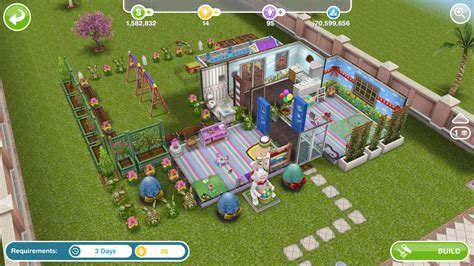 sims freeplay sims freeplay architect homes easter edition