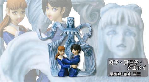 jie mei kotobukiya ushio and tora one coin figure series asako