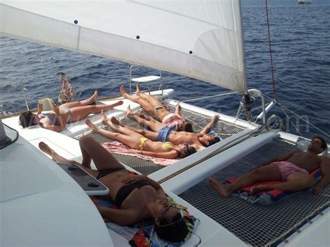 catamaran hire menorca sailing on catamaran rental ibiza yacht charter ibiza
