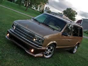 1987 Dodge Caravan Dodge Caravan 1987 Flickr Photo