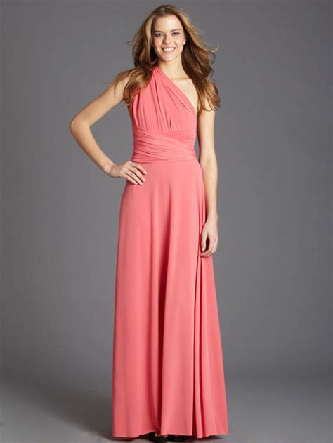 Coral Bridesmaid Dress by Coral Bridesmaid Dresses