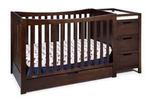 5 In 1 Crib With Changing Table 4 In 1 Crib With Changing Table