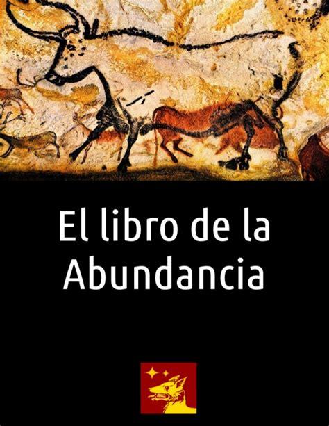 libro de la abundancia el el libro de la abundancia